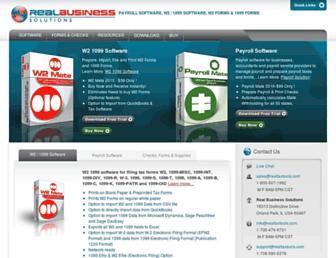 realtaxtools.com screenshot