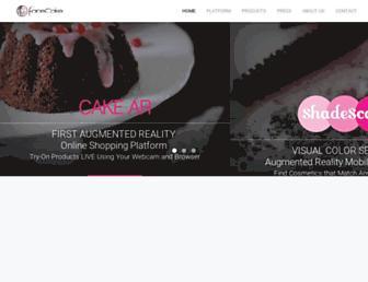facecake.com screenshot