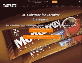 strata.com screenshot