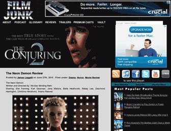 Thumbshot of Filmjunk.com