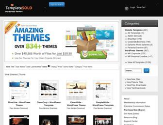 Thumbshot of Templatesold.com