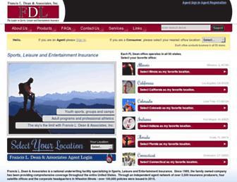 fdean.com screenshot