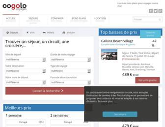 oogolo.fr screenshot
