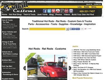 Thumbshot of Roadkillcustoms.com