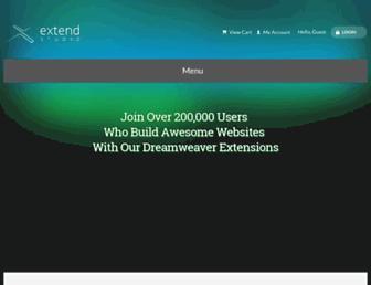 extendstudio.com screenshot