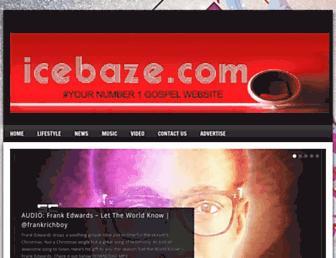 icebaze.com screenshot