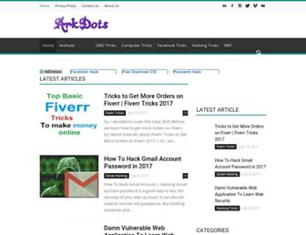 arkdots.com screenshot