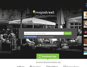 Thumbshot of Mojostreet.com