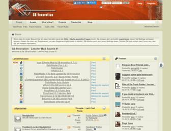 sb-innovation.de screenshot