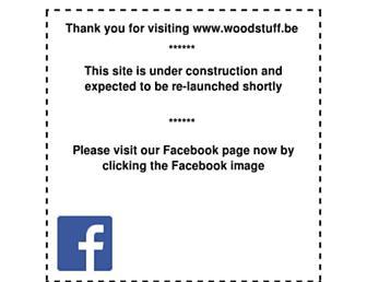 woodstuff.be screenshot