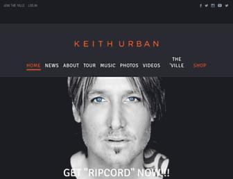 keithurban.net screenshot