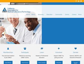 camlt.org screenshot