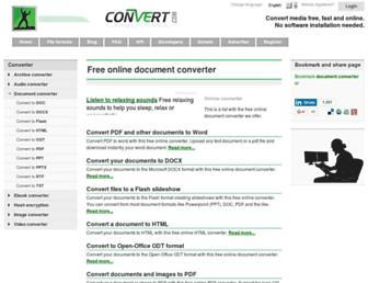 document.online-convert.com screenshot
