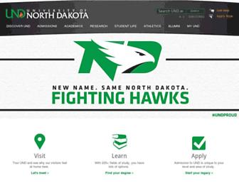 Thumbshot of Und.edu