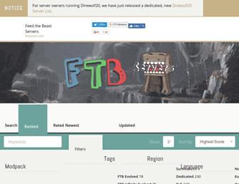 Thumbshot of Ftbservers.com