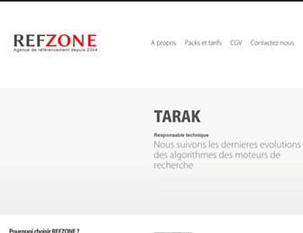 Thumbshot of Refzone.info