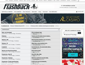 flashback.org screenshot