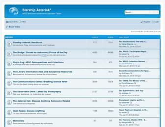 asterisk.apod.com screenshot