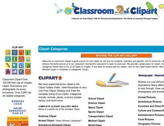 Thumbshot of Classroomclipart.com