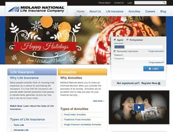 midlandnational.com screenshot