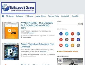 saif-chachar.blogspot.com screenshot