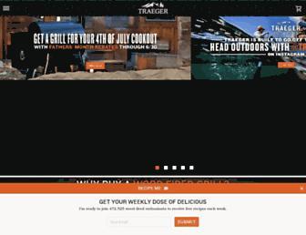 Thumbshot of Traegergrills.com