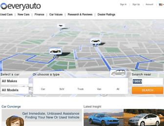 everyauto.com screenshot