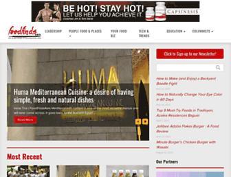 foodfindsasia.com screenshot