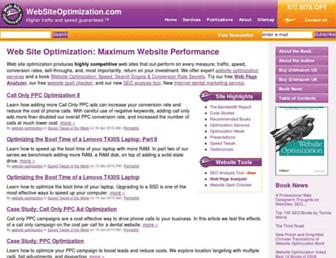 Thumbshot of Websiteoptimization.com