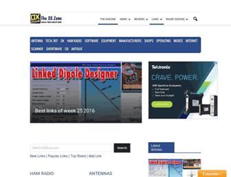 dxzone.com screenshot