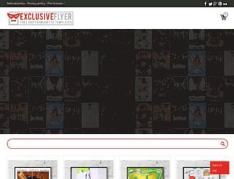 exclusiveflyer.net screenshot