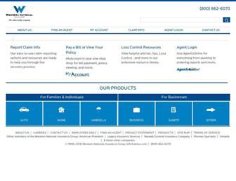 wnins.com screenshot