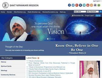 nirankari.org screenshot