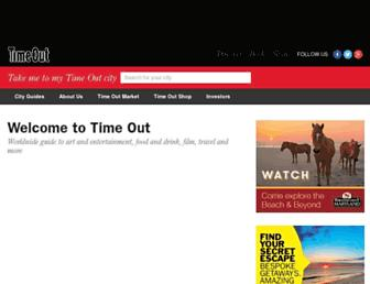 Thumbshot of Timeout.com