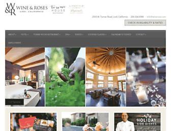 winerose.com screenshot