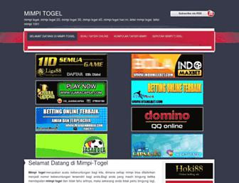 mimpi-togel.com screenshot
