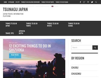 Thumbshot of Tsunagujapan.com