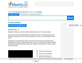 mooma.sh screenshot