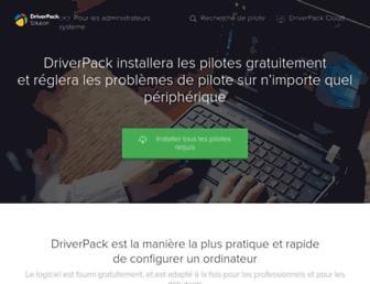 driverpack.io screenshot