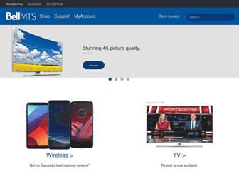 www3.bellmts.ca screenshot