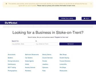 directory.stokesentinel.co.uk screenshot