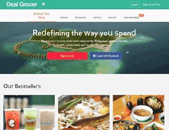 Thumbshot of Dealgrocer.com