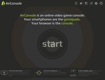 airconsole.com screenshot