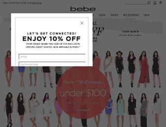 Thumbshot of Bebe.com