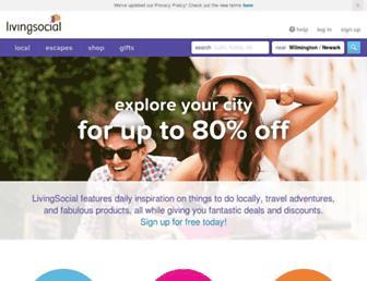 Thumbshot of Livingsocial.com
