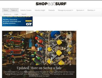 Thumbshot of Shop-eat-surf.com