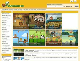 gamershood.com screenshot
