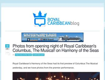 Thumbshot of Royalcaribbeanblog.com