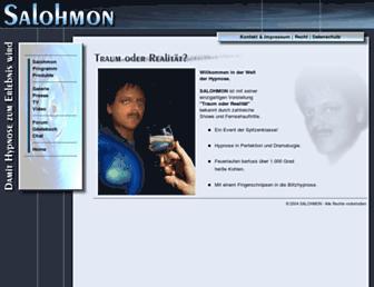 salohmon.de screenshot