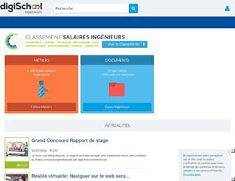 Thumbshot of Ingenieurs.com